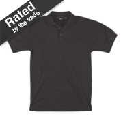 Site Pepper Polo Shirt Black Medium 40-41